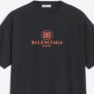 Balenciaga Mode Shirt